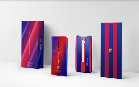 Sở hữu bộ quà công nghệ hấp dẫn khi mua Reno 10x Zoom FC Barcelona tại OPPO Shop - Ảnh 4.