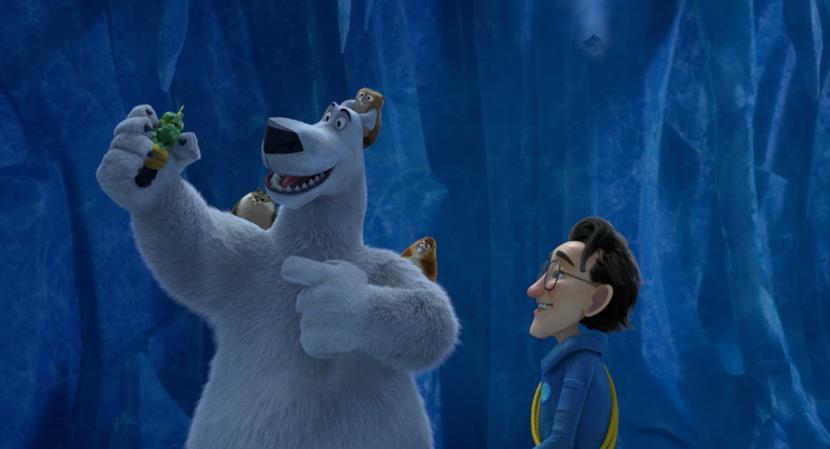 """""""Đầu gấu bắc cực 3"""": Bộ phim hoạt hình siêu hài hước dành cho gia đình dịp cuối tuần - Ảnh 5."""