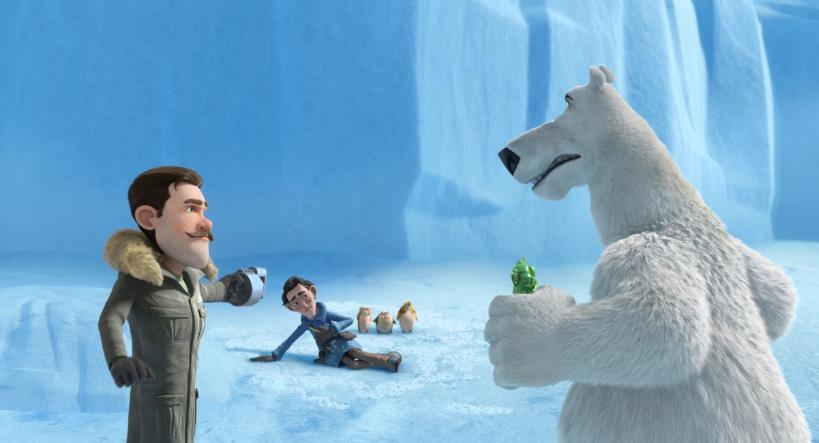 """""""Đầu gấu bắc cực 3"""": Bộ phim hoạt hình siêu hài hước dành cho gia đình dịp cuối tuần - Ảnh 6."""