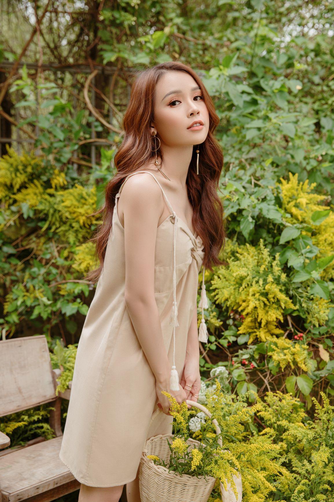 Cùng Sam đón mùa thu dịu dàng bằng những mẫu váy đẹp đến nao lòng - Ảnh 5.