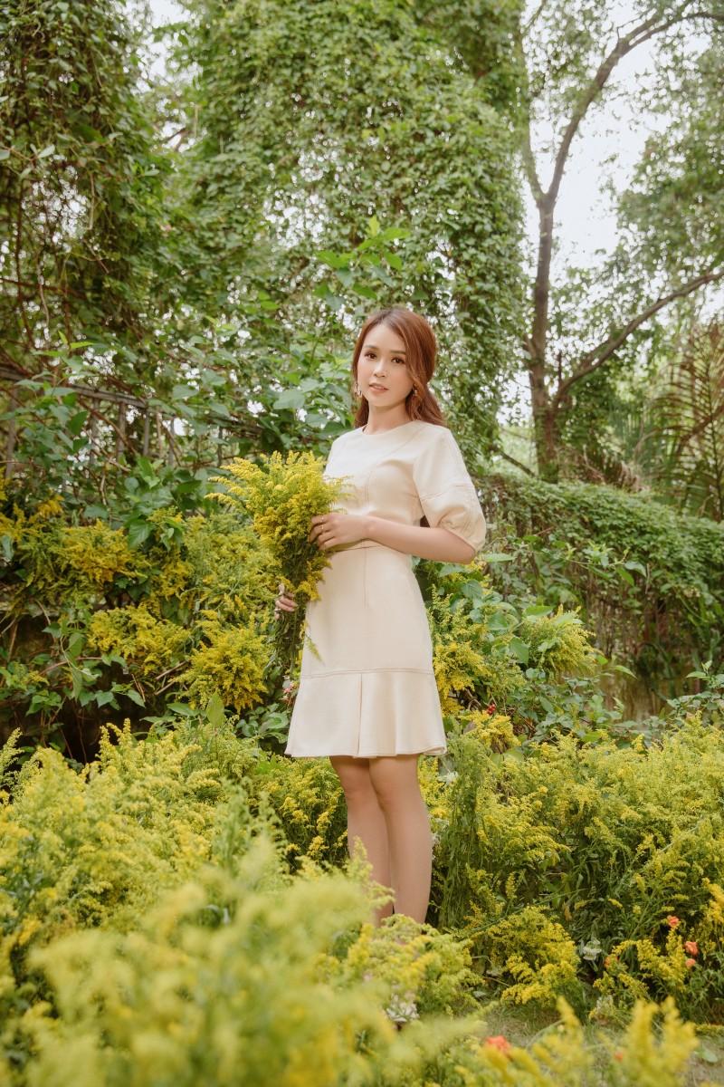 Cùng Sam đón mùa thu dịu dàng bằng những mẫu váy đẹp đến nao lòng - Ảnh 7.