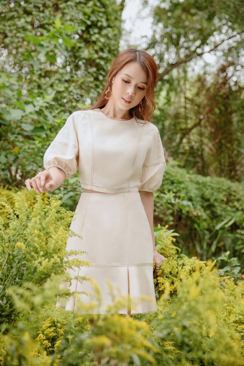Cùng Sam đón mùa thu dịu dàng bằng những mẫu váy đẹp đến nao lòng - Ảnh 8.