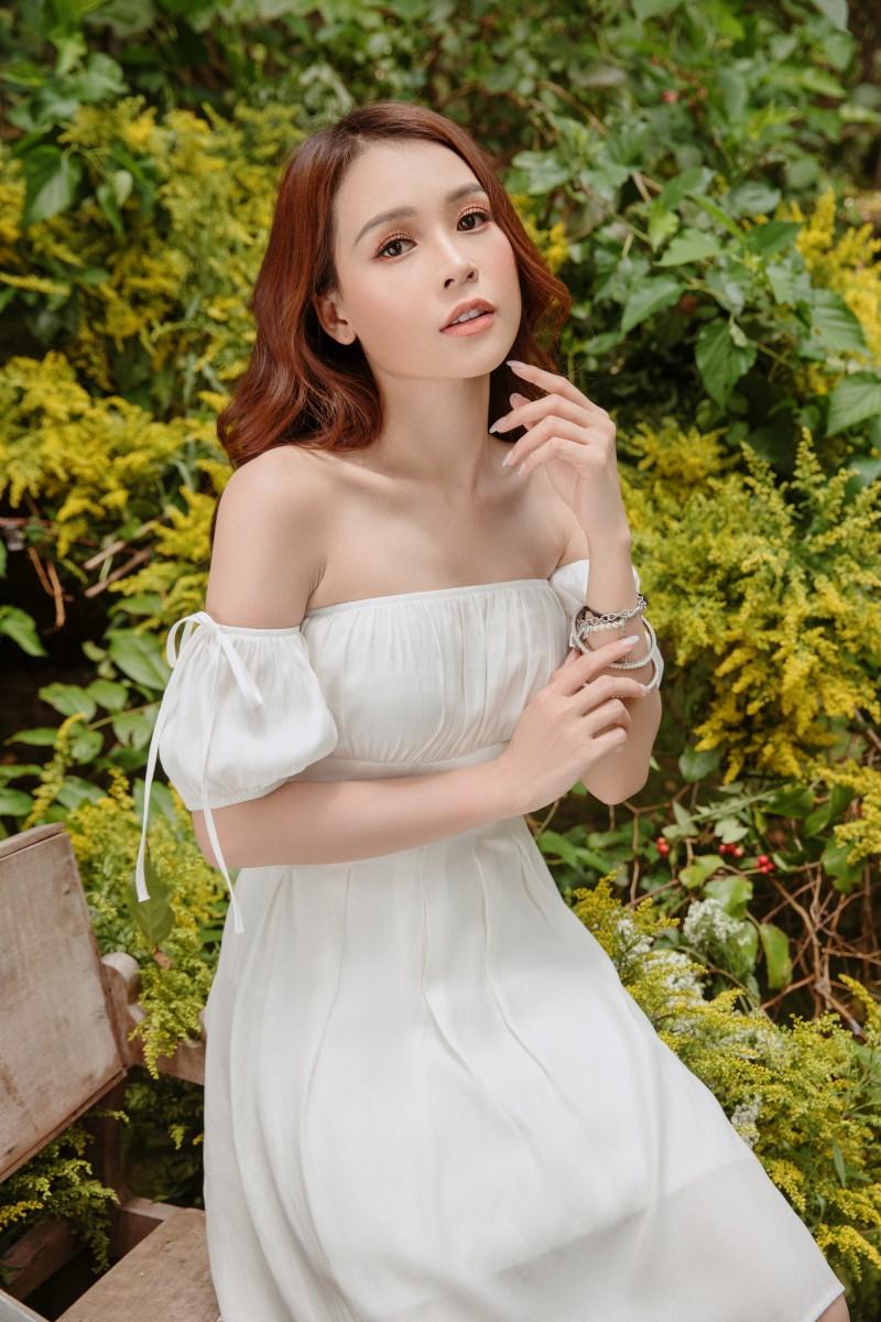 Cùng Sam đón mùa thu dịu dàng bằng những mẫu váy đẹp đến nao lòng - Ảnh 2.