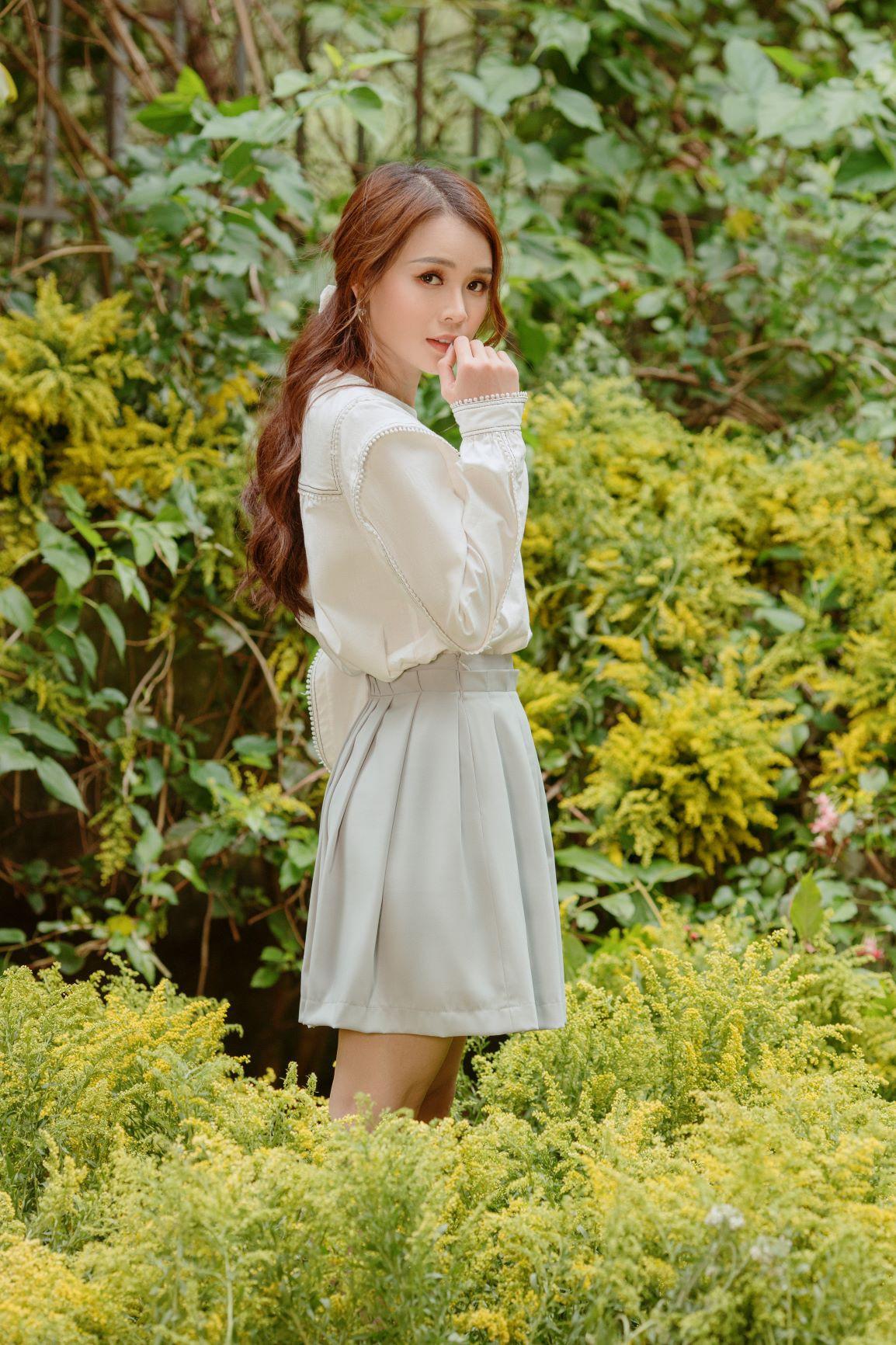 Cùng Sam đón mùa thu dịu dàng bằng những mẫu váy đẹp đến nao lòng - Ảnh 6.