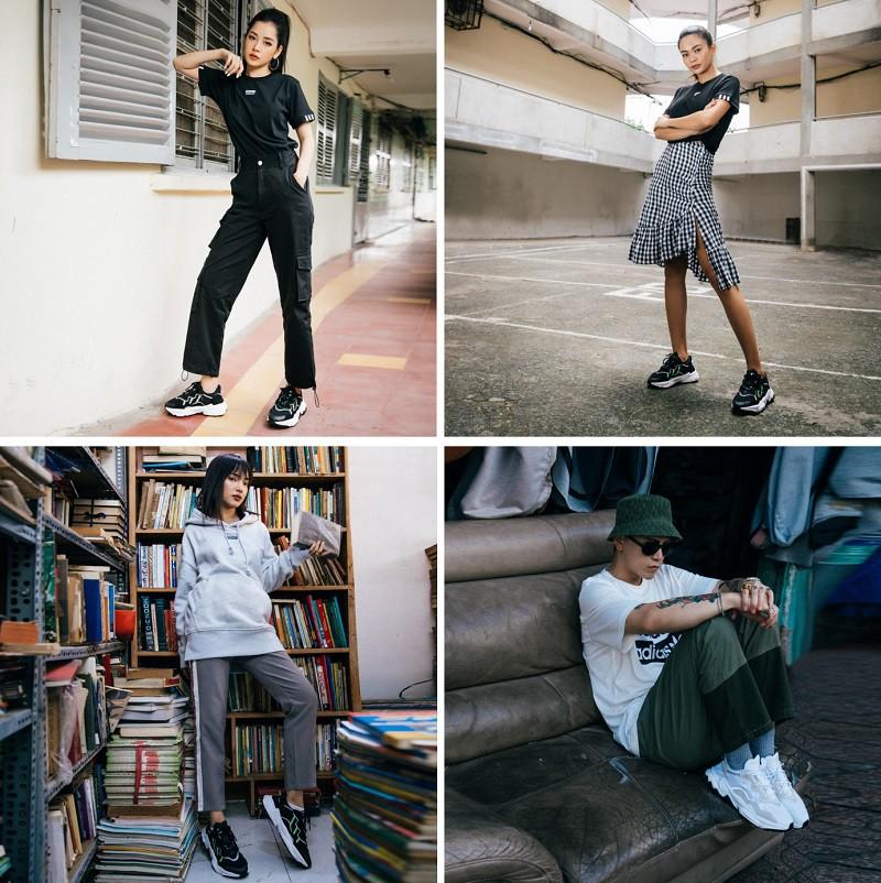 Diện OZWEEGO, giành cơ hội 1 năm sử dụng giày adidas miễn phí - Ảnh 4.