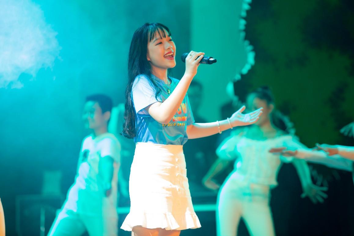 Hành trình 2 năm ca hát và thay đổi của Á quân The Voice Kids 2017 - Ảnh 1.