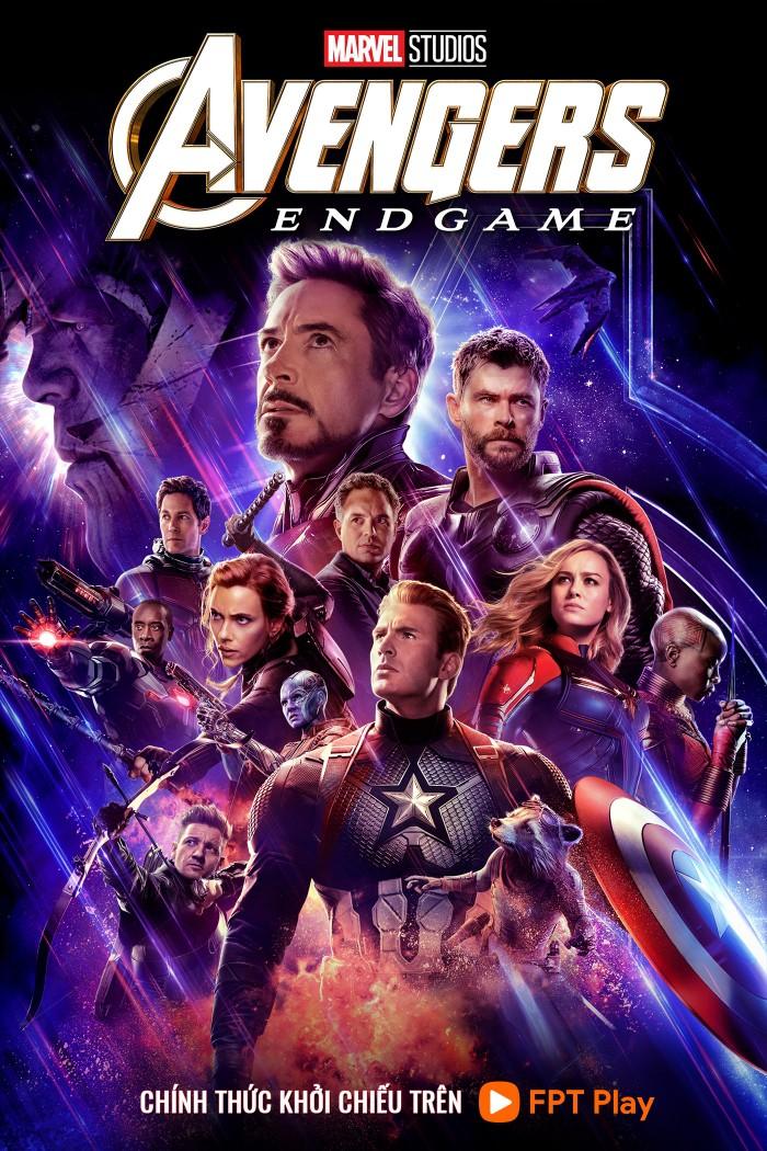 Avengers: Endgame – Đại tiệc siêu anh hùng gây bão toàn cầu đã có mặt trên FPT Play - Ảnh 1.