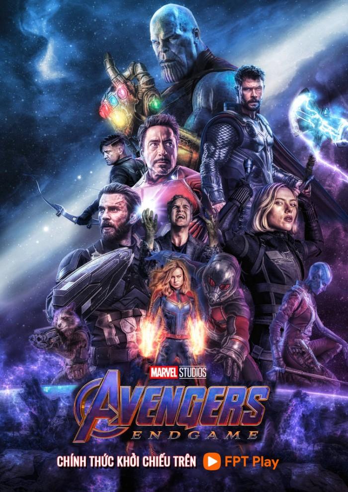 Avengers: Endgame – Đại tiệc siêu anh hùng gây bão toàn cầu đã có mặt trên FPT Play - Ảnh 2.