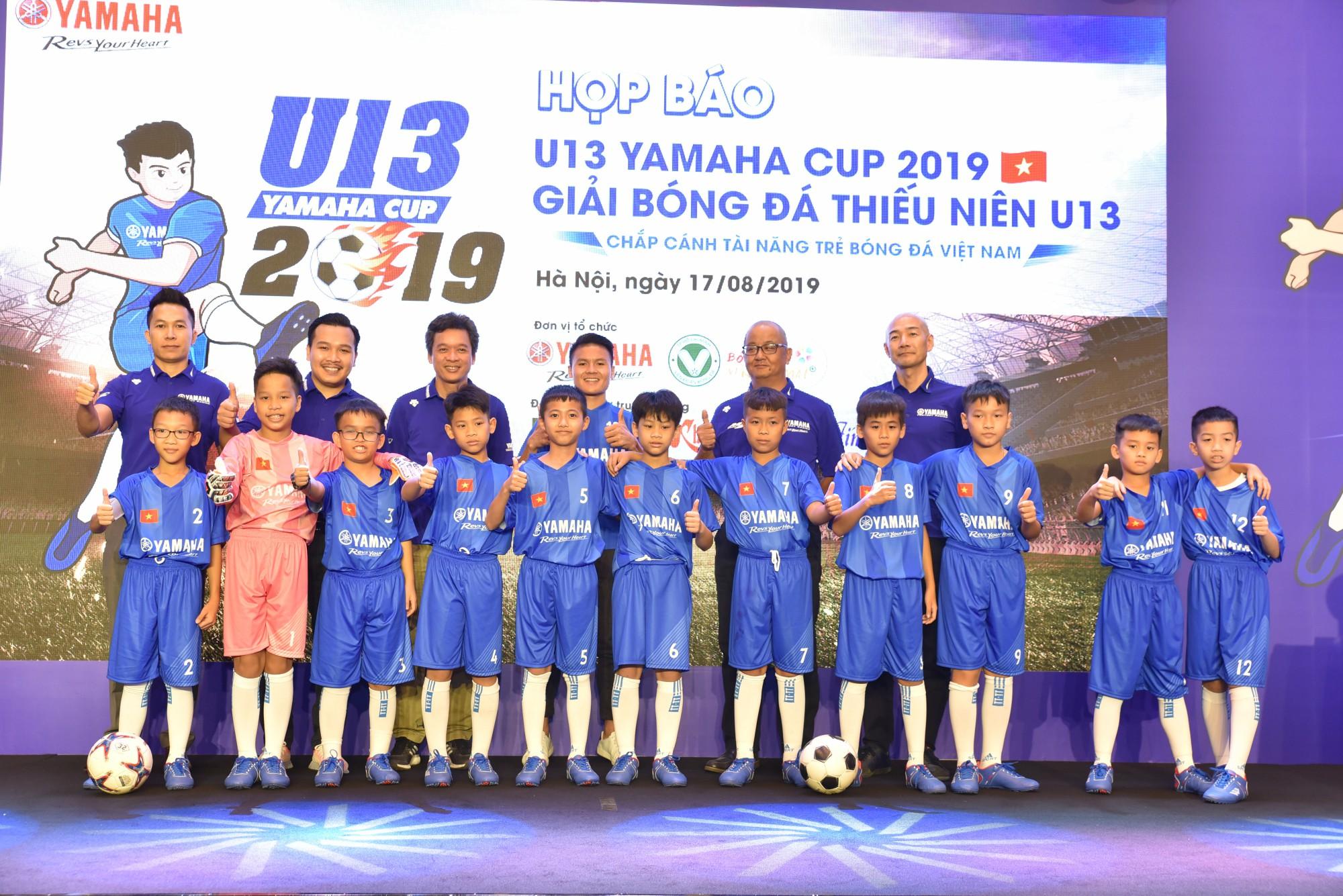 Khởi động giải bóng đá Thiếu niên U13 tìm kiếm cầu thủ tài năng trẻ - Ảnh 3.