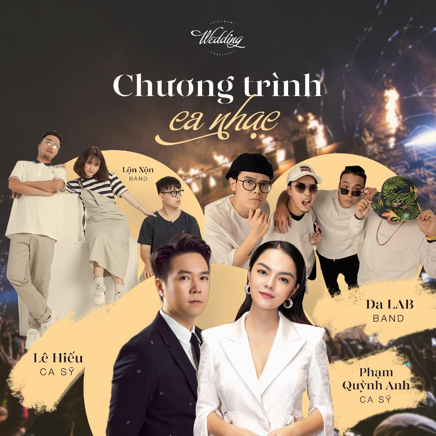 """Kỳ Duyên, Minh Triệu chính thức """"song kiếm hợp bích"""" mặc váy cưới công phá sàn diễn catwalk Hà Nội - Ảnh 6."""