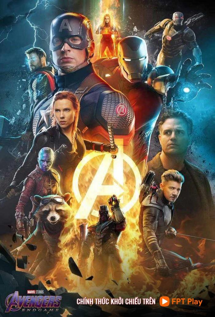 Avengers: Endgame – Đại tiệc siêu anh hùng gây bão toàn cầu đã có mặt trên FPT Play - Ảnh 4.