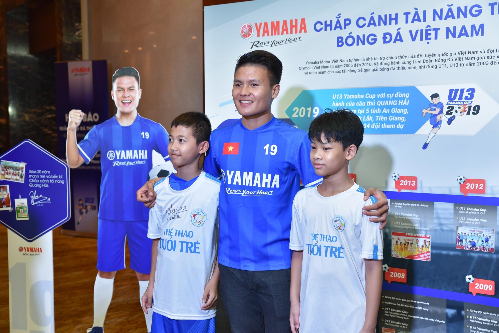 Khởi động giải bóng đá Thiếu niên U13 tìm kiếm cầu thủ tài năng trẻ - Ảnh 5.