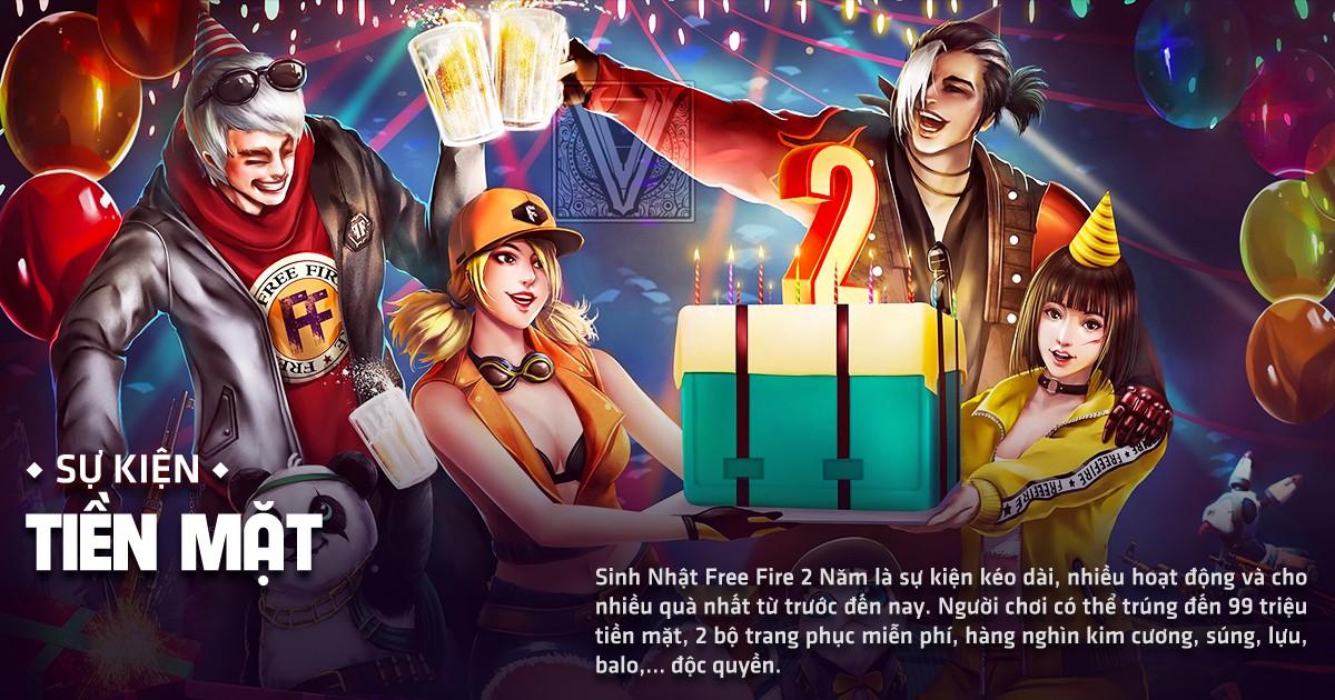 Free Fire - 2 năm tuổi và hành trình chiếm lĩnh đỉnh cao thể thao điện tử - Ảnh 5.