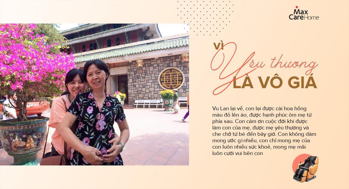 Bảo Thanh, Nguyễn Ngọc Thạch cùng nghìn người con gửi gắm lời yêu thương đến cha mẹ mùa Vu Lan - Ảnh 3.