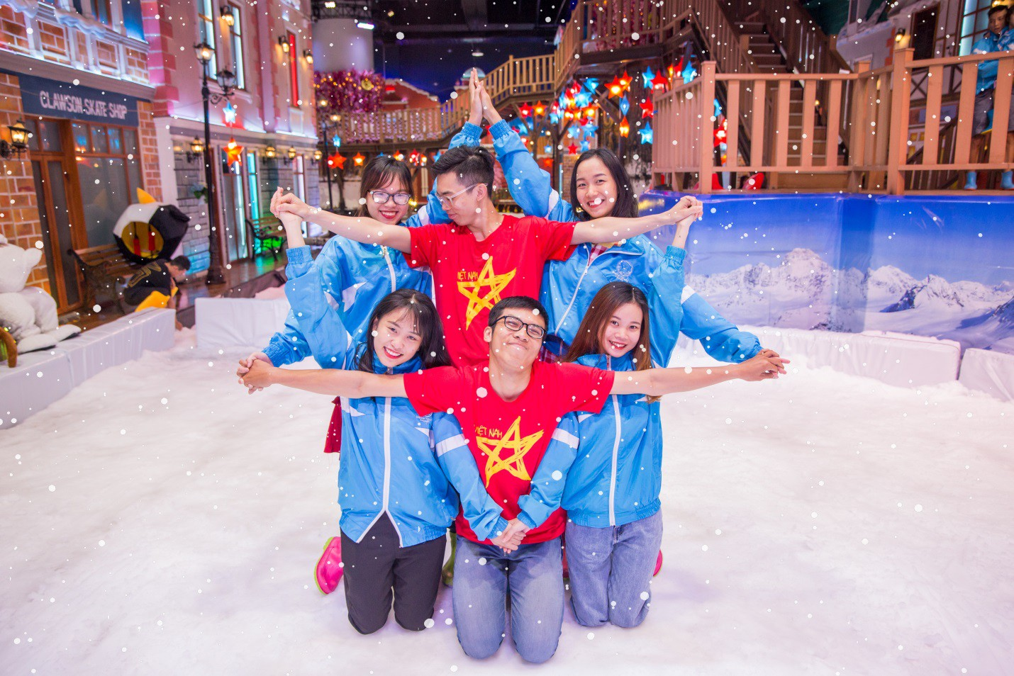 Cơ hội đi Đà Lạt miễn phí khi chụp ảnh tại Snow Town - Ảnh 7.