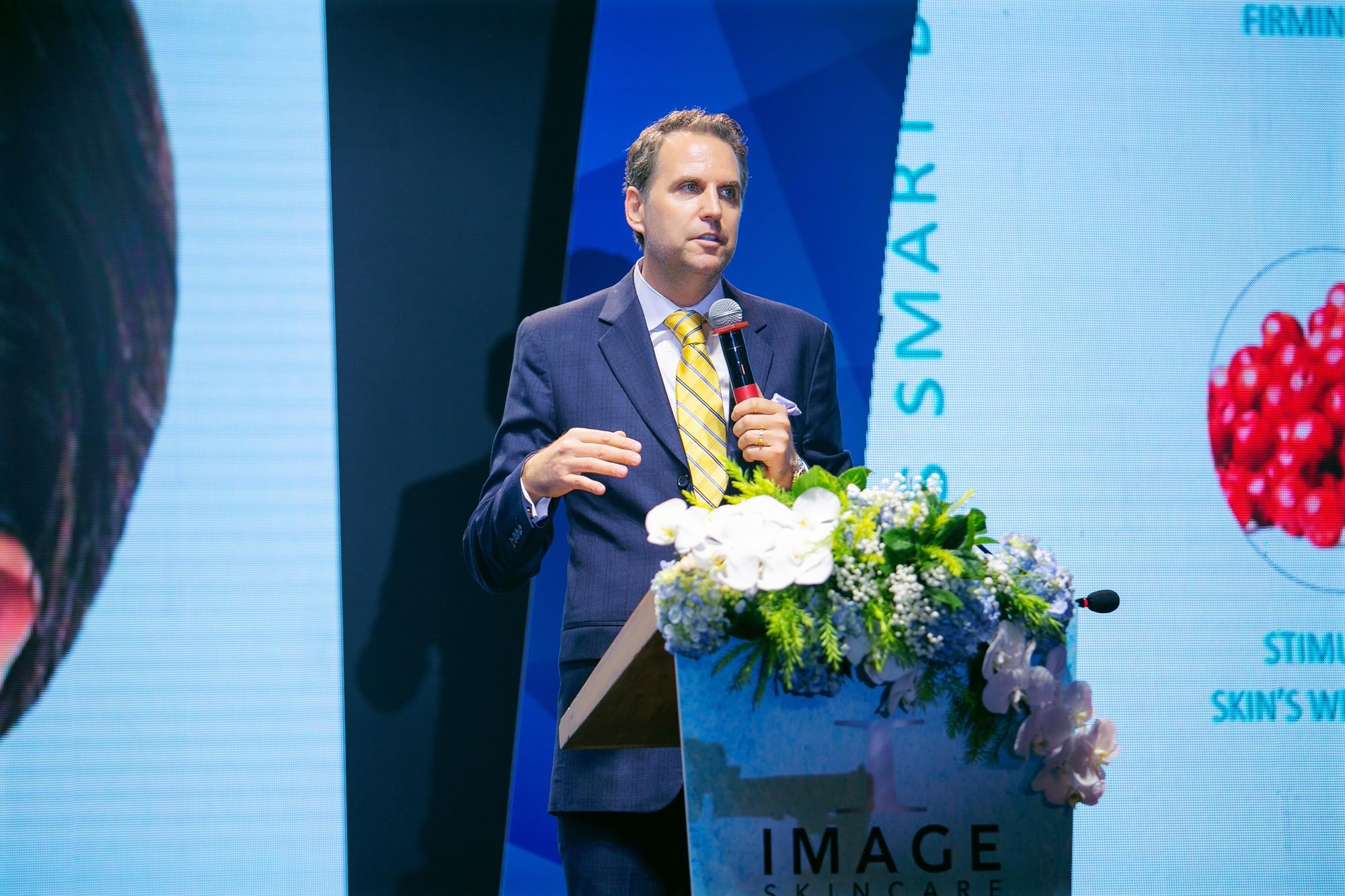 Hội nghị quốc tế IMAGEskincare lần thứ 12 Recover Your Beauty chuyên đề nám - Ảnh 4.