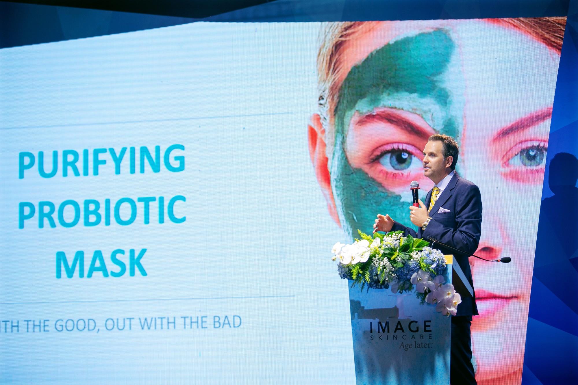 Hội nghị quốc tế IMAGEskincare lần thứ 12 Recover Your Beauty chuyên đề nám - Ảnh 3.