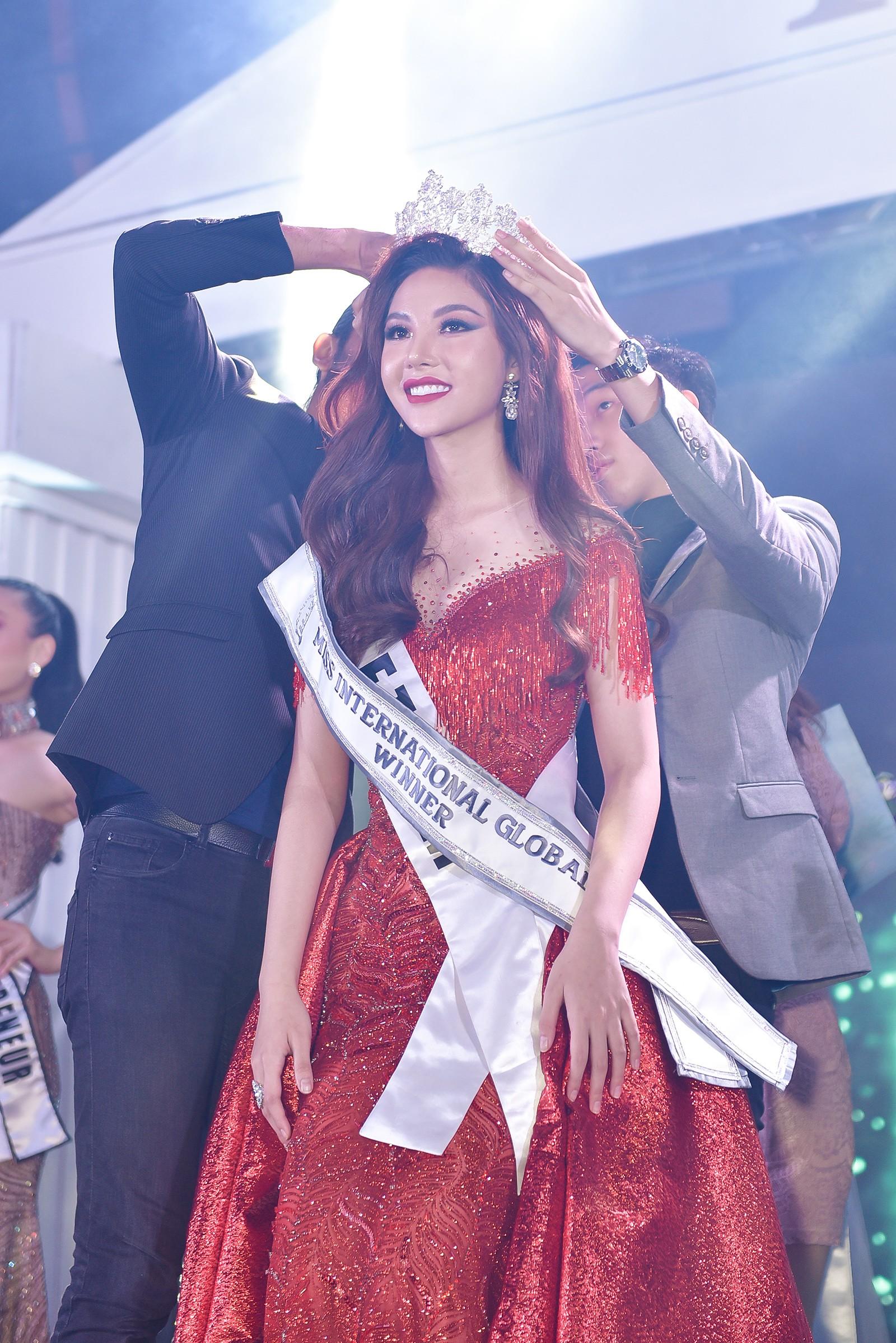 Người đẹp Bạc Liêu đăng quang Hoa hậu Quốc tế Toàn cầu 2019 - Ảnh 2.
