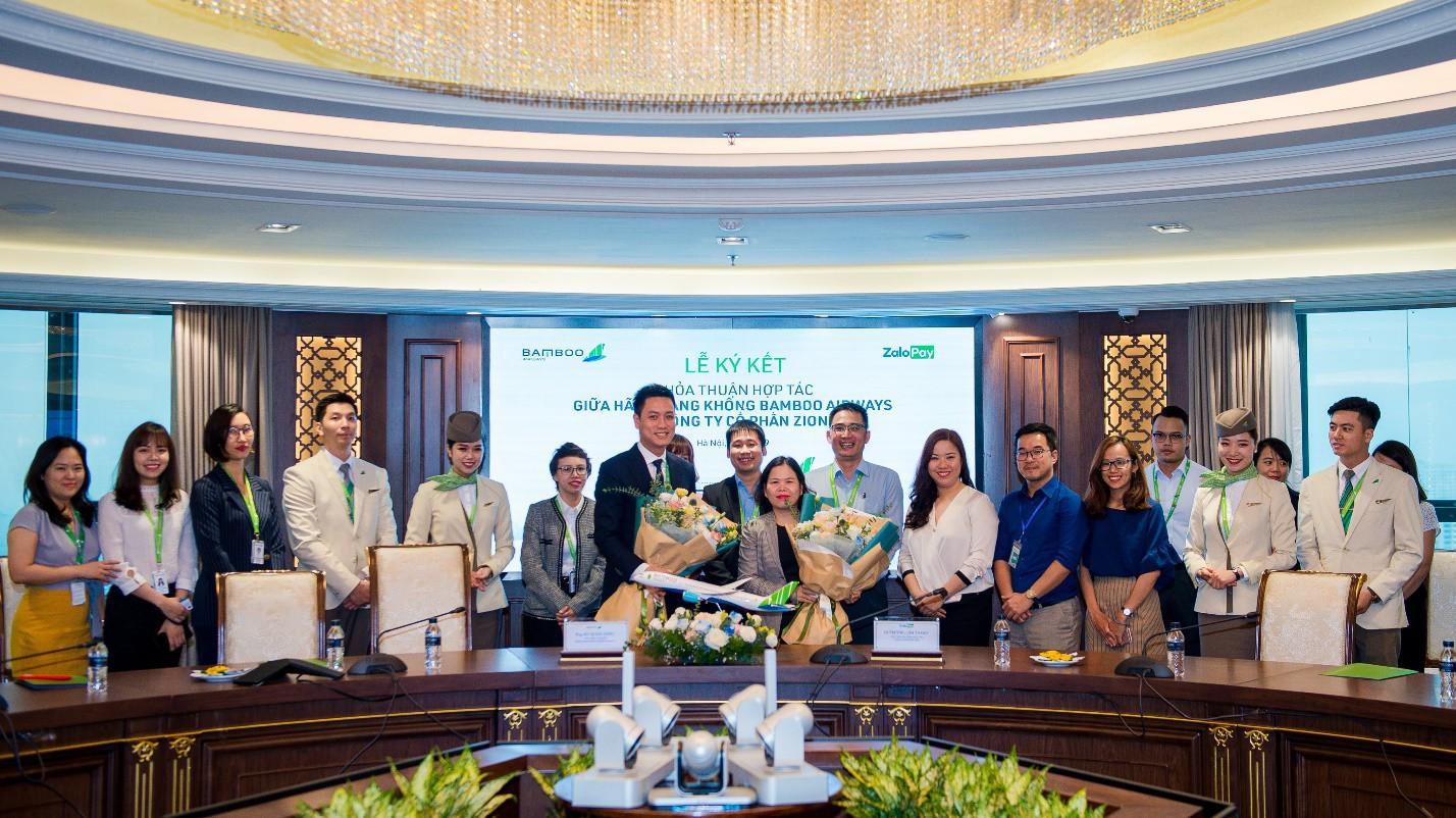 Bamboo Airways triển khai bán vé 25 đường bay trên ZaloPay với ưu đãi hấp dẫn - Ảnh 3.