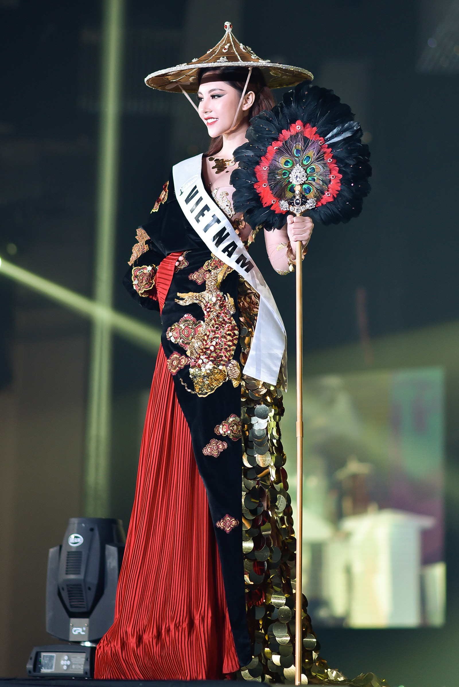 Người đẹp Bạc Liêu đăng quang Hoa hậu Quốc tế Toàn cầu 2019 - Ảnh 4.
