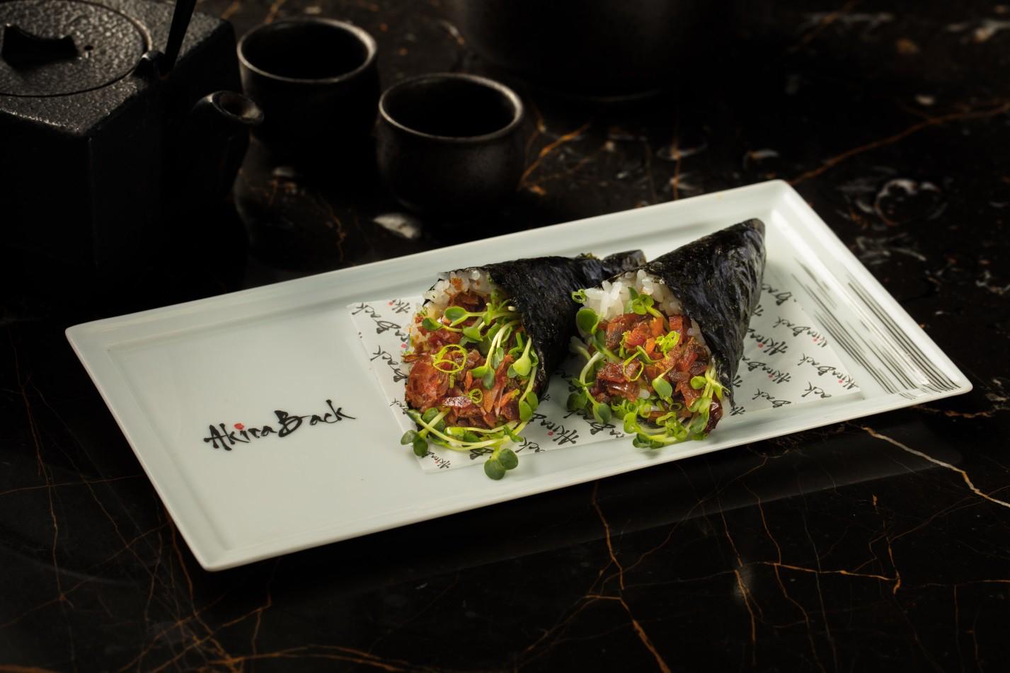 Khám phá ẩm thực Nhật Bản hiện đại trong không gian nghệ thuật đầy màu sắc - Ảnh 14.