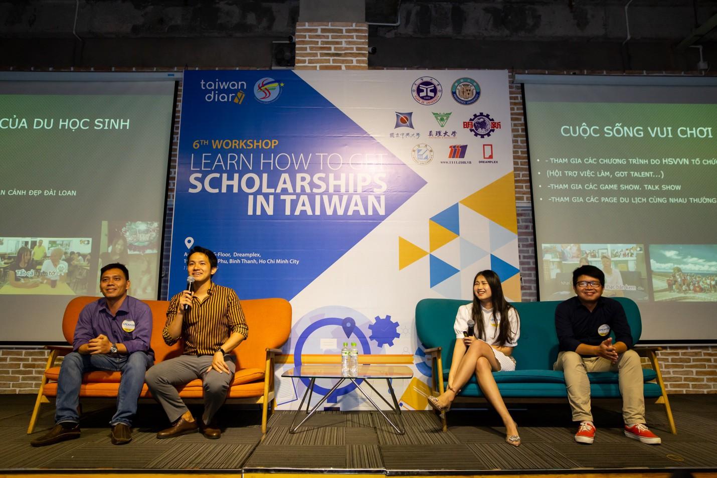Học bổng du học Đài Loan: Dễ hay khó? - Ảnh 2.