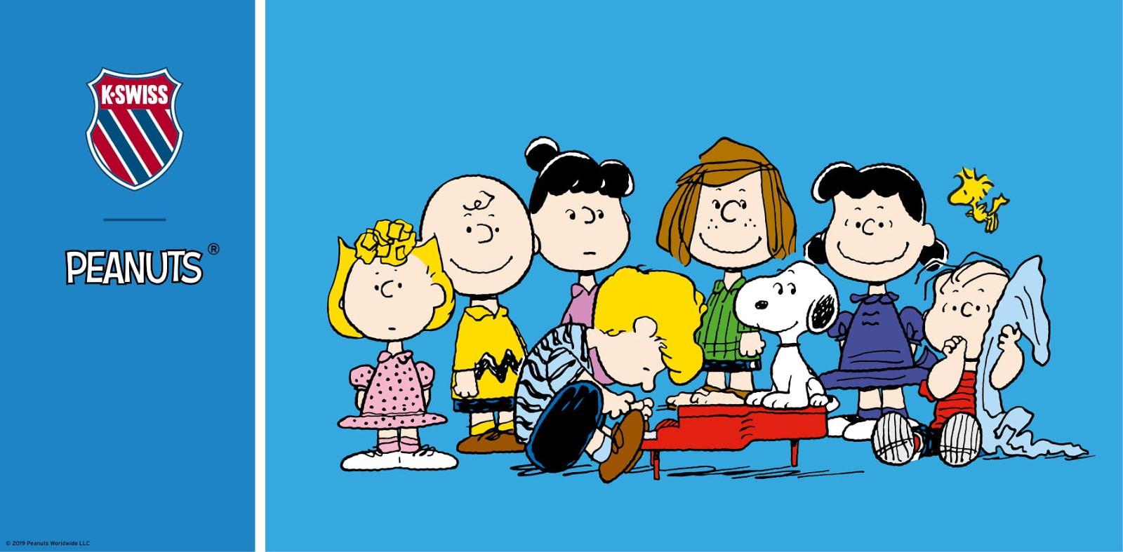 K-Swiss tái hiện hình ảnh tuổi thơ với Peanuts Gang trong bộ sưu tập mới nhất - Ảnh 1.