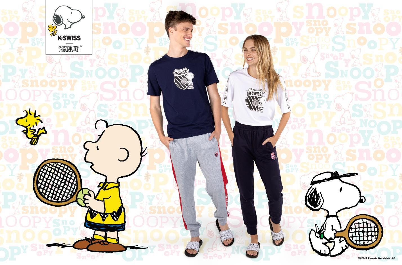 K-Swiss tái hiện hình ảnh tuổi thơ với Peanuts Gang trong bộ sưu tập mới nhất - Ảnh 2.