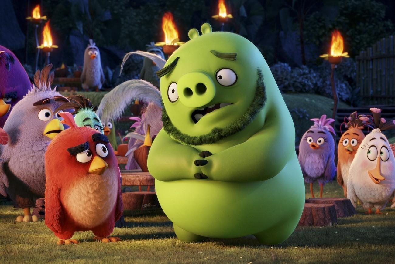 Vì sao Angry Birds 2 lại là bộ phim hoạt hình vui nhộn và đáng xem dịp nghỉ lễ 2/9 này? - Ảnh 5.