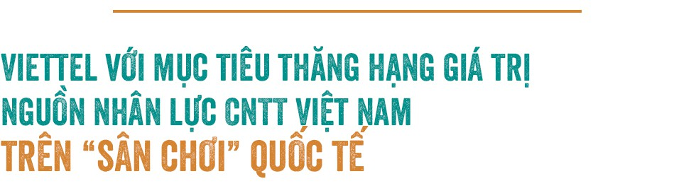 """Hình thành nên thế hệ """"công dân toàn cầu"""" và bài toán đường dài của Tập đoàn công nghệ hàng đầu Việt Nam - Ảnh 3."""