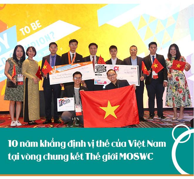 """Hình thành nên thế hệ """"công dân toàn cầu"""" và bài toán đường dài của Tập đoàn công nghệ hàng đầu Việt Nam - Ảnh 5."""