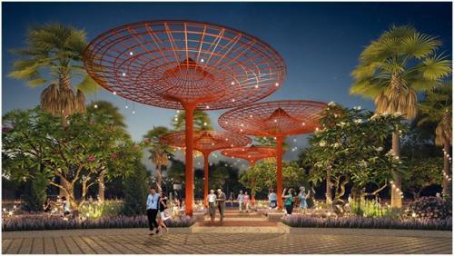 Xu hướng sống mới tại Apec Diamond Park Lạng Sơn - Ảnh 1.