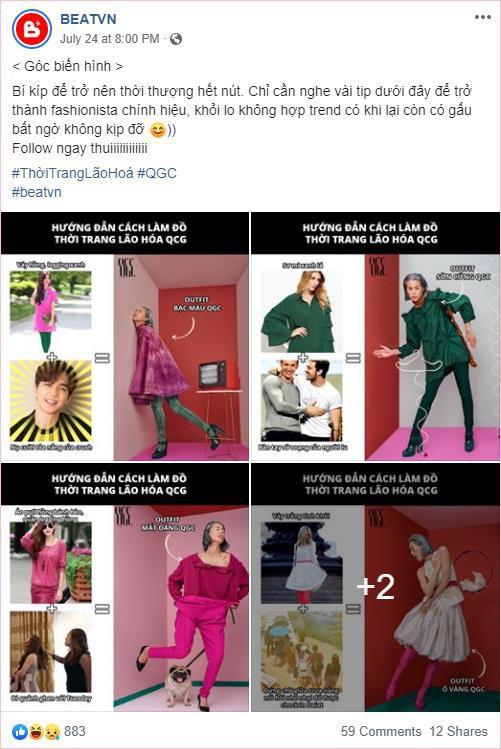 Vượt mọi quy chuẩn thời trang nhưng style áo quần lão hóa liệu có trở thành xu hướng mới? - Ảnh 5.