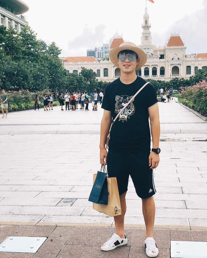 Nhiều sao làng bóng đá thế giới cho đến Việt Nam đều yêu chuộng nhà mốt KENZO khi rời sân cỏ - Ảnh 10.