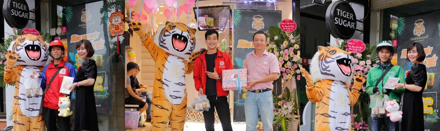 Mừng sinh nhật TigerSugar Delivery tròn 1 tuổi: Hành trình của những chú hổ khát khao khẳng định mình - Ảnh 4.