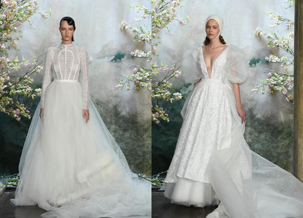 Ngắm váy cưới của nhà thiết kế Việt tại tiệm đồ cưới nổi tiếng New York - Ảnh 7.