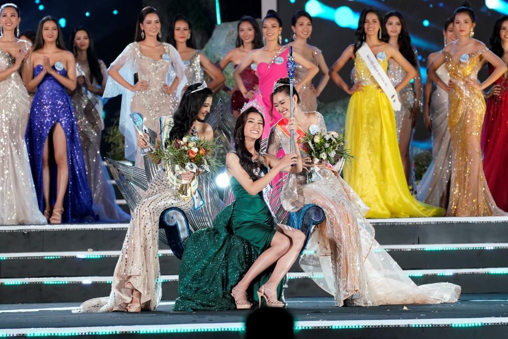 Đăng quang Miss World Vietnam 2019, Lương Thùy Linh sẵn sàng chinh phục vương miện thế giới - Ảnh 3.