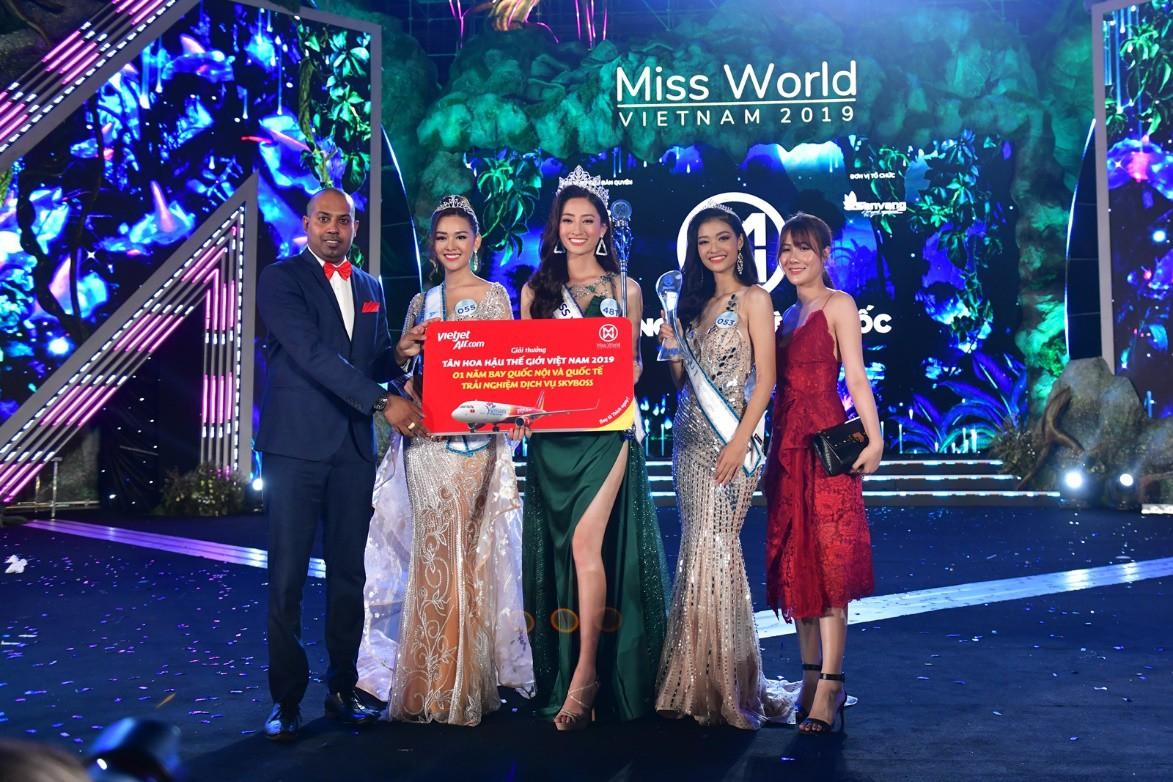 Đăng quang Miss World Vietnam 2019, Lương Thùy Linh sẵn sàng chinh phục vương miện thế giới - Ảnh 4.