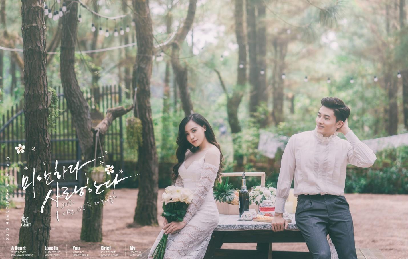 """Phong cách chụp ảnh cưới """"gây bão"""" mùa cưới 2019 – 2020 - Ảnh 10."""