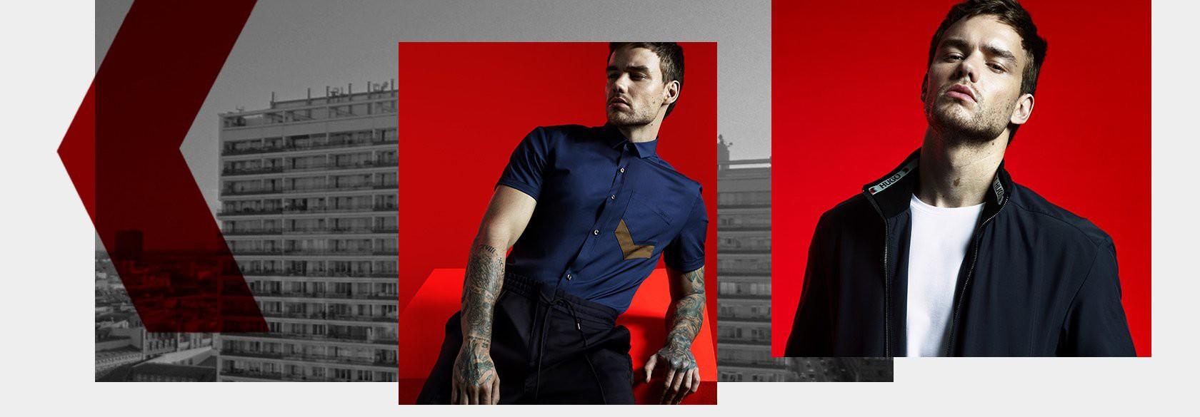 HUGO x Liam Payne: Khi cựu thành viên nhóm One Direction thử sức với thời trang - Ảnh 11.