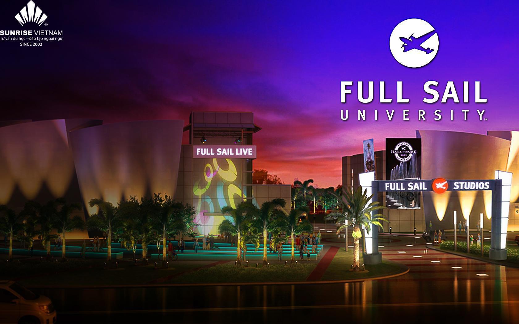 Cơ hội nhận học bổng lên tới 470 triệu VNĐ khi tham dự hội thảo Đại học Full Sail cùng Sunrise Việt Nam - Ảnh 1.