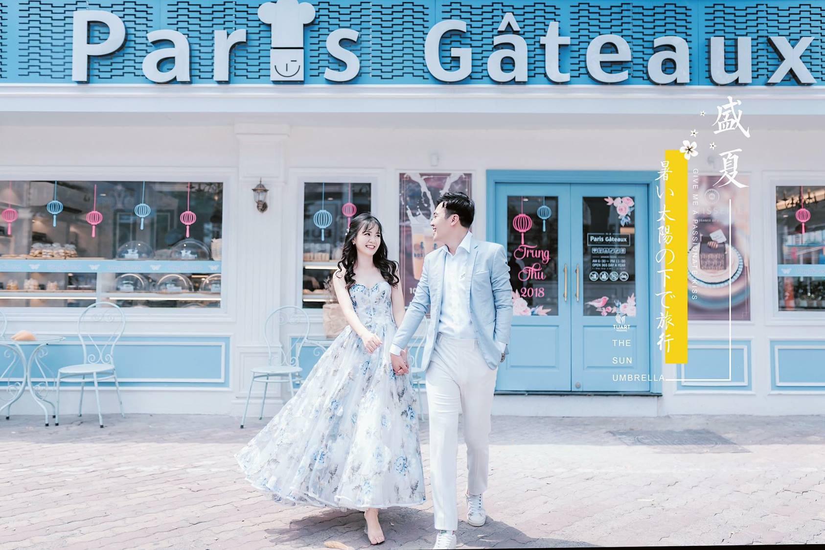 """Phong cách chụp ảnh cưới """"gây bão"""" mùa cưới 2019 – 2020 - Ảnh 5."""