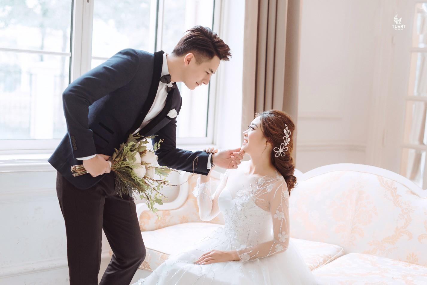 """Phong cách chụp ảnh cưới """"gây bão"""" mùa cưới 2019 – 2020 - Ảnh 6."""