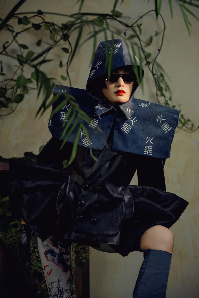 Những thiết kế thời trang cực chất qua câu chuyện của nhà thiết kế trẻ - Ảnh 5.