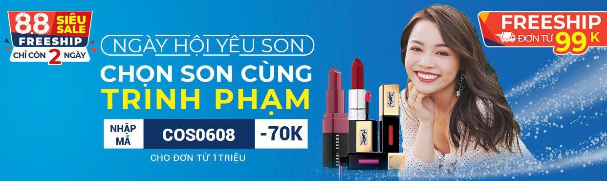 """Cùng soi BST son siêu to khổng lồ của beauty blogger Trinh Phạm mà mọi cô gái đều """"thèm muốn"""" - Ảnh 9."""