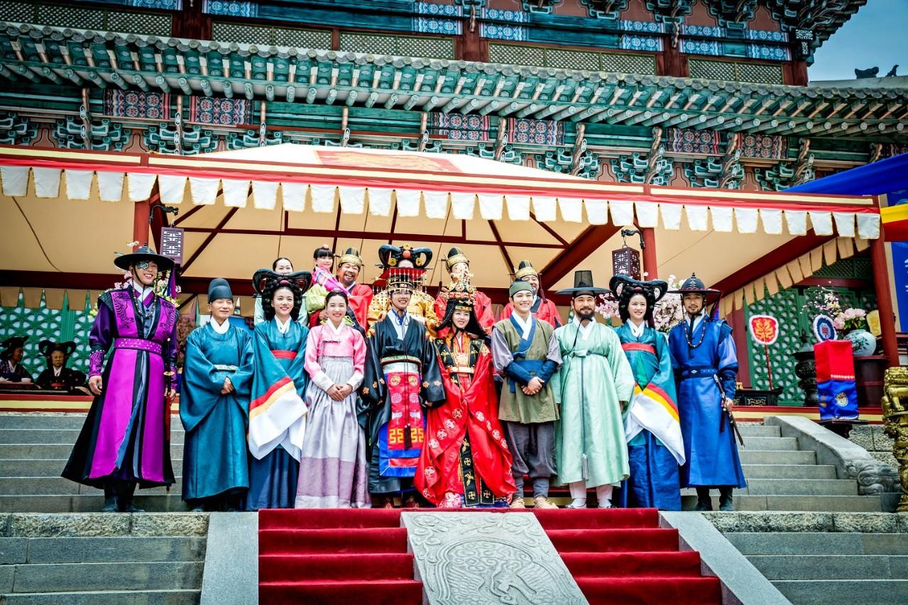 Những yếu tố làm nên sức hút của phim cổ trang Trung Quốc và Hàn Quốc - Ảnh 7.