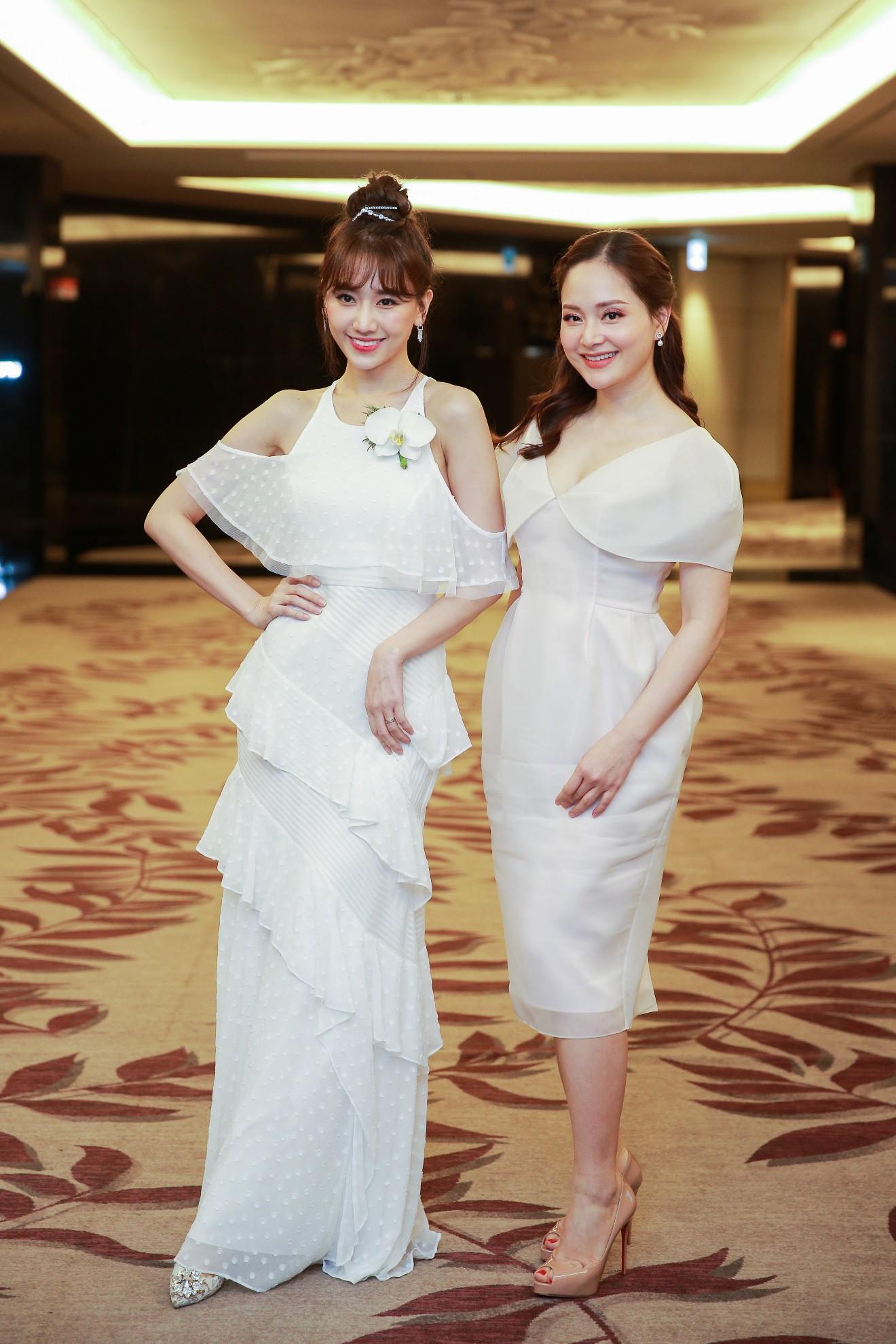 Hariwon, Helly Tống, Sĩ Thanh cùng dàn hoa hậu Việt hào hứng trải nghiệm dòng sản phẩm công nghệ làm đẹp độc đáo - Ảnh 1.