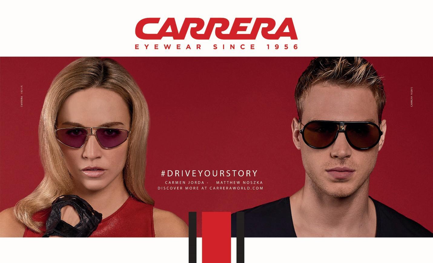 Tự tin khoe cá tính với các thiết kế kính mắt mới nhất từ Carrera và Polaroid - Ảnh 1.