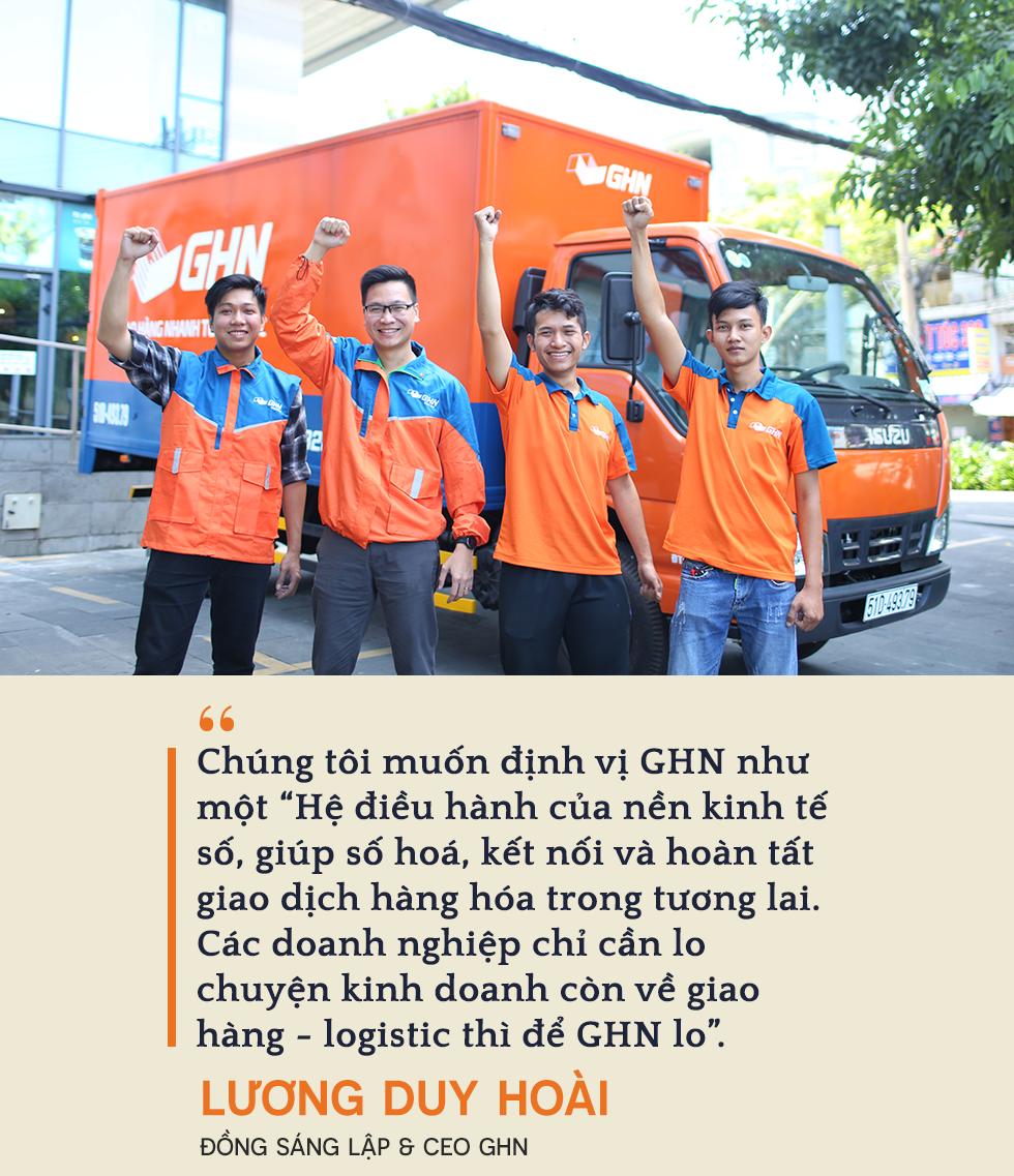 Đồng sáng lập Giao Hàng Nhanh- Lương Duy Hoài: Nếu Giao Hàng Nhanh không nhanh chúng tôi không thể là Tay đua dẫn đầu - Ảnh 7.