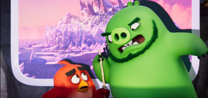 Những cặp đôi trái ngang nhưng dễ thương hết biết của Angry Birds 2 - Ảnh 2.